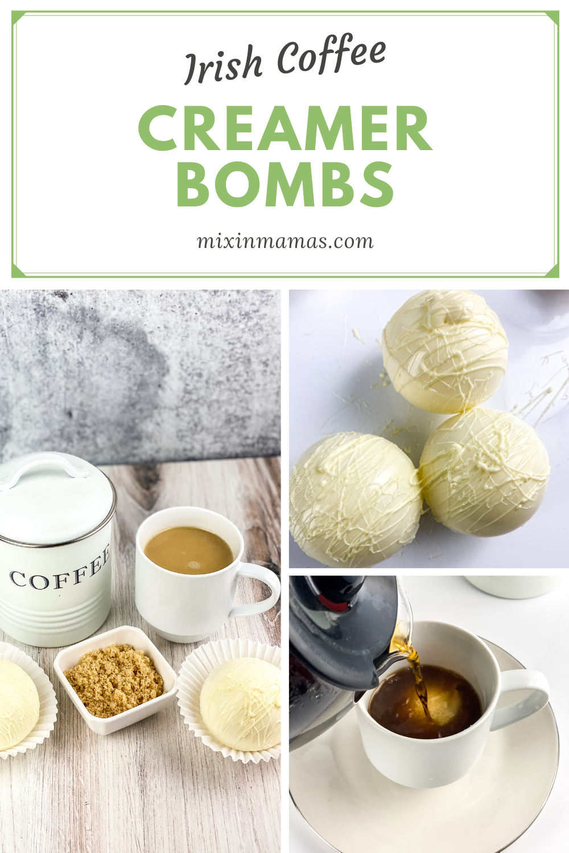 Irish Coffee Creamer Bombs