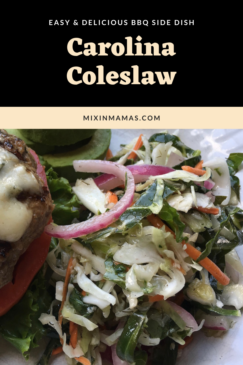 Carolina Coleslaw: An Easy & Delicious BBQ Side Dish